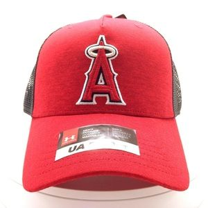 NWT LA Angels Under Armour Twist Baseball Cap